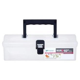 Smulkmenų dėžė Prosperplast NUN10 kaina ir informacija | Įrankių dėžės, laikikliai | pigu.lt