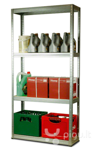 Sandėliavimo lentyna HZ 243 kaina ir informacija | Sandėliavimo lentynos | pigu.lt