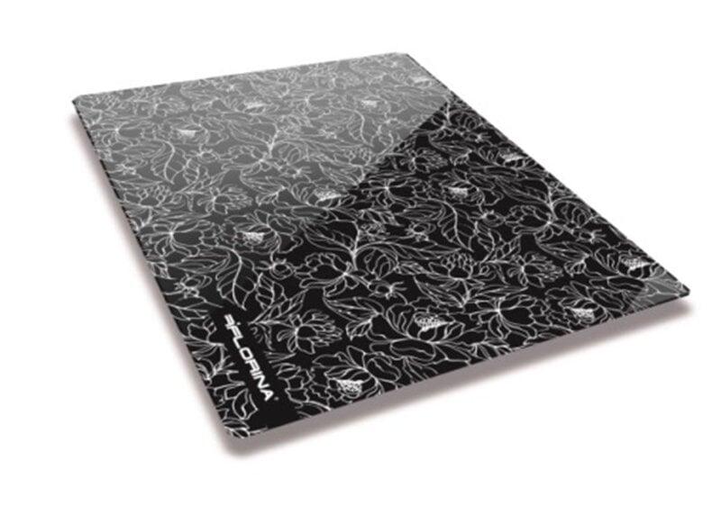 Stiklinė pjaustymo lentelė, 20x30 cm   kaina ir informacija | Virtuvės, stalo įrankiai | pigu.lt