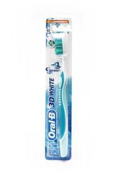 Dantų šepetėlis Oral-B 3D White 40 Medium