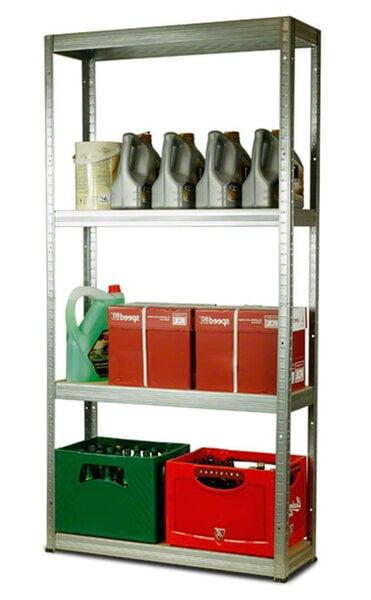 Sandėliavimo lentyna HZ 437 kaina ir informacija | Sandėliavimo lentynos | pigu.lt
