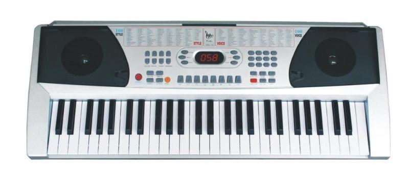 LiveStar ARK-558 54-klavišų sintezatorius kaina ir informacija | Muzikos instrumentai ir priedai | pigu.lt