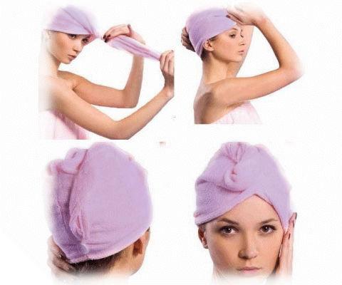 Mikropluošto rankšluostis plaukų džiovinimui kaina ir informacija | Grožis ir sveikata | pigu.lt