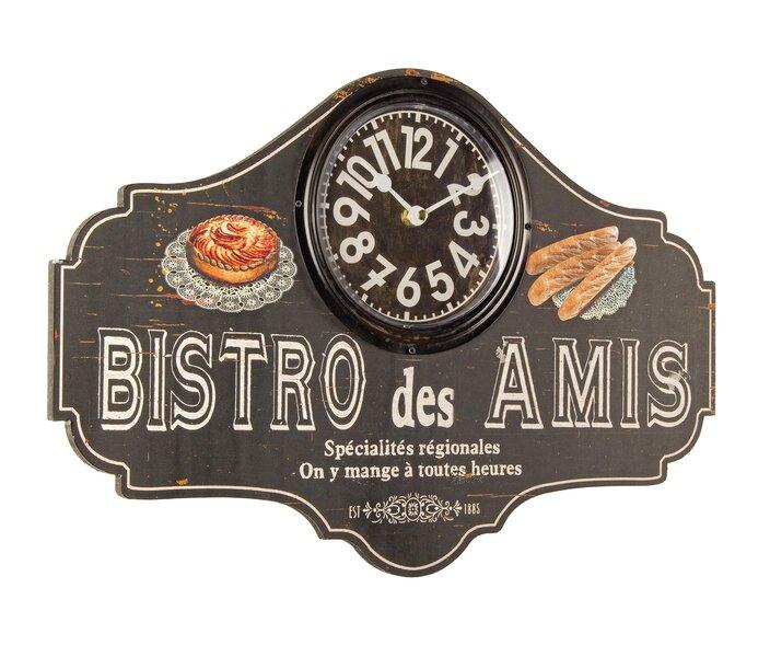 Sieninis laikrodis Cuisine2 kaina ir informacija | Laikrodžiai | pigu.lt