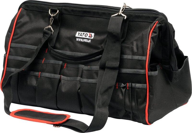 Krepšys instrumentams, 50 kišenių Yato kaina ir informacija | Mechaniniai įrankiai | pigu.lt