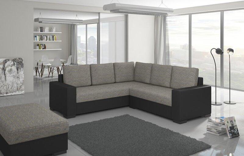 Universalus kampas Canis kaina ir informacija | Sofos, foteliai ir minkšti kampai | pigu.lt