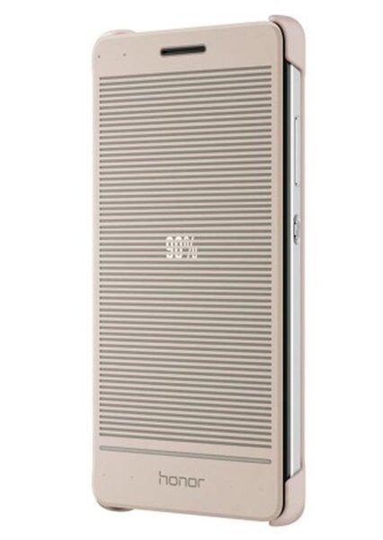 Išmanus dėklas skirtas Huawei Honor 7, Pilka kaina ir informacija | Telefono dėklai | pigu.lt