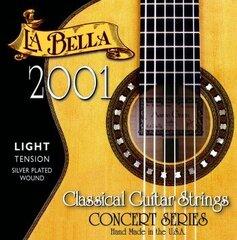 Stygų komplektas klasikinei gitarai 2001LIGHT Tension