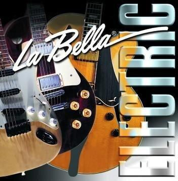 La Bella stygų komplektas elektrinei gitarai EL-XL Extra Lite kaina ir informacija | Muzikos instrumentai ir priedai | pigu.lt