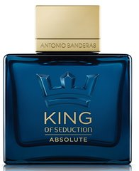 Туалетная вода Antonio Banderas King of Seduction Absolute edt 100 мл