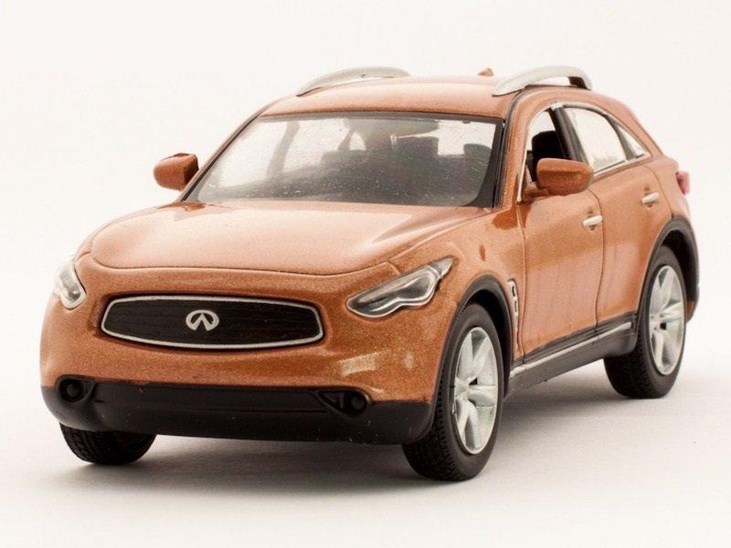 Automobilio modeliukas Infinity FX kaina ir informacija | Žaislai berniukams | pigu.lt