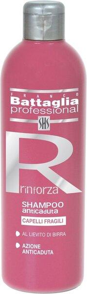 Šampūnas mažinantis plaukų slinkimą Franco Battaglia Professional 250 ml kaina ir informacija | Šampūnai | pigu.lt