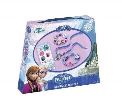 "Kūrybinis rinkinys ""Frozen"" Papuošalai, TOTUM 680012 kaina ir informacija | Žaislai mergaitėms | pigu.lt"