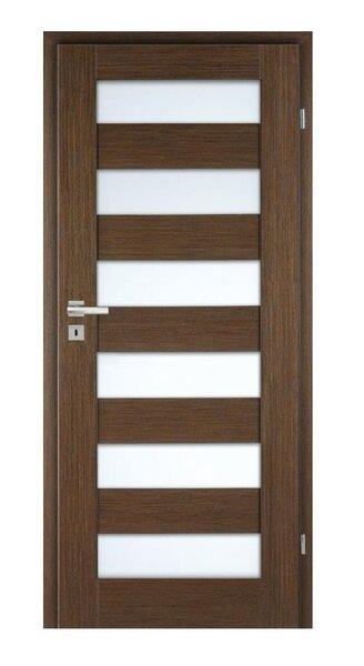 Durys Domino15 K80, Duro riešutas (B473) kaina ir informacija | Vidaus durys | pigu.lt
