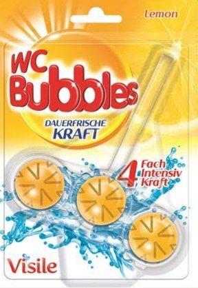 Visile muiliukas klozetui, Bubbles, 45 g Citrina   kaina ir informacija | Valikliai | pigu.lt