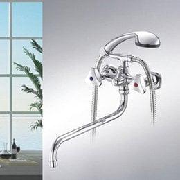 Vonios maišytuvas HP 1013-1002 kaina ir informacija | Vandens maišytuvai | pigu.lt