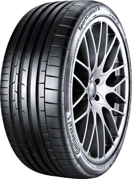 Continental SportContact 6 275/35R20 102 Z XL kaina ir informacija | Vasarinės padangos | pigu.lt