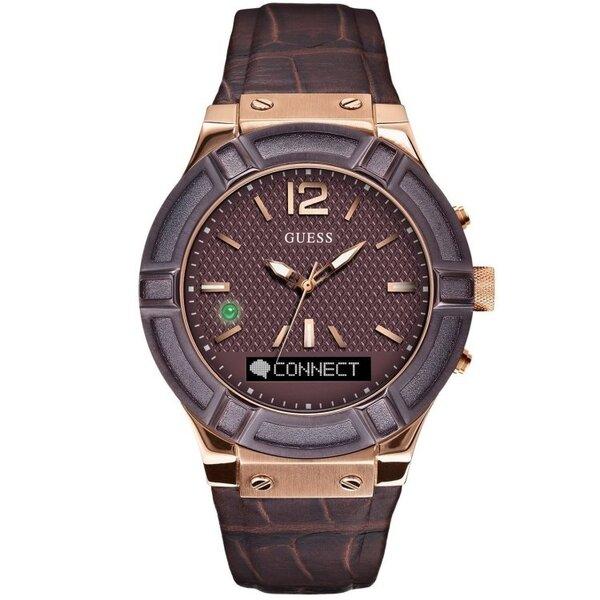 Vyriškas laikrodis Guess Connect C0001G2 kaina ir informacija | Vyriški laikrodžiai | pigu.lt
