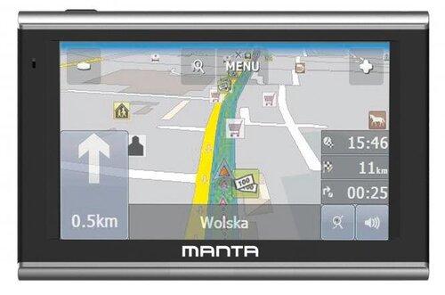 NAVIGACINĖ SISTEMA MANTA GPS720