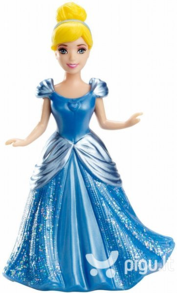 Mini Disney princesė, X9412, 1 vnt. kaina ir informacija | Žaislai mergaitėms | pigu.lt