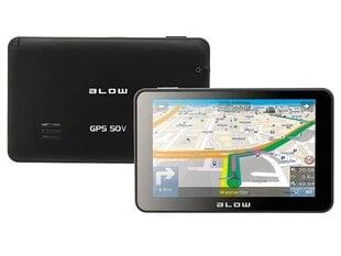 Blow GPS 50V Europa kaina ir informacija | GPS imtuvai | pigu.lt
