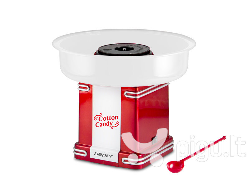 Beper 90.396 Cukraus vatos gaminimo aparatas kaina ir informacija | Virtuviniai kombainai | pigu.lt