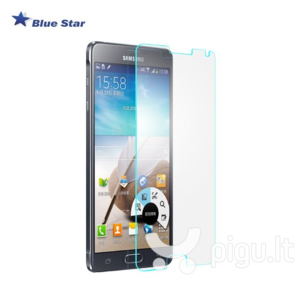 BS Tempered Glass 9H Extra Shock Screen Protector Samsung N910 Galaxy Note 4 (EU Blister)