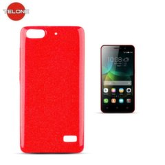 Telone Candy Ultra Slim 0.3mm Shine Jelly Back Case Huawei Honor 4C Red kaina ir informacija | Telefono dėklai | pigu.lt