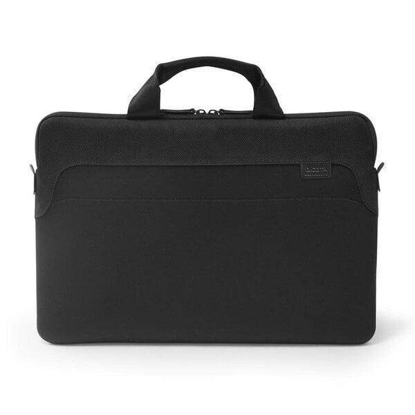 """Nešiojamojo kompiuterio krepšys Dicota Ultra Skin Plus PRO 13–13.3"""", juodas"""
