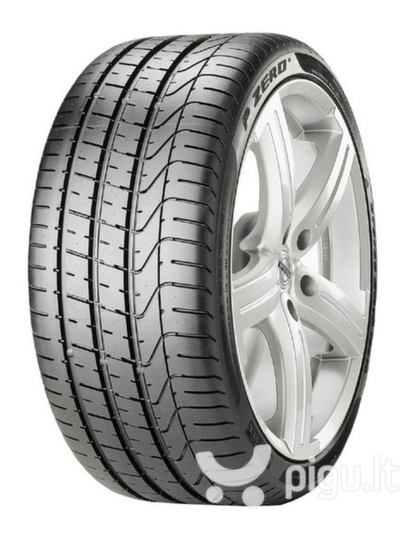 Pirelli P Zero 205/50R17 89 V ROF * kaina ir informacija | Vasarinės padangos | pigu.lt