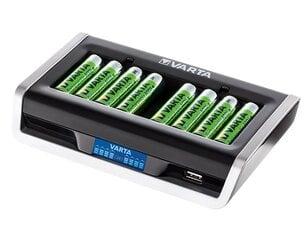 Varta elementų kroviklis LCD Multi Charger