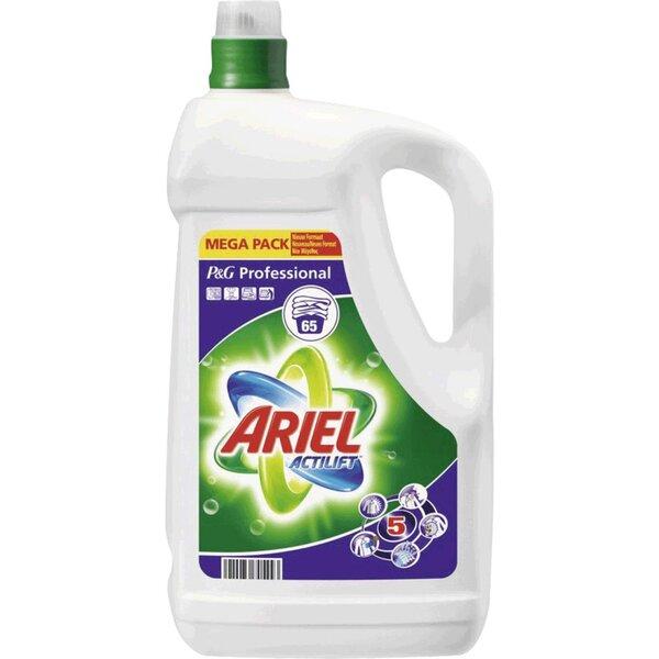 Skalbimo skystis ARIEL Professional, 4,55 L   kaina ir informacija | Skalbimo priemonės | pigu.lt