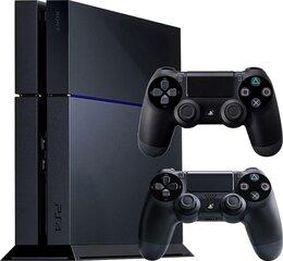Sony PlayStation 4 (PS4), 1TB + 2 valdymo pulteliai