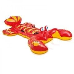 Pripučiamas žaislas Intex Lobster Ride-on