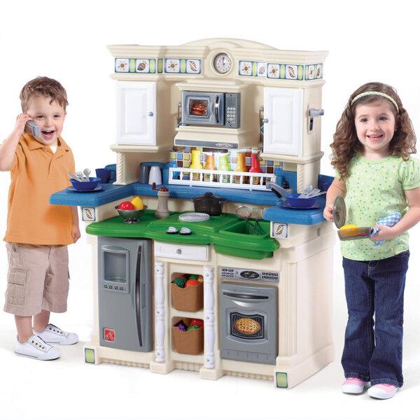 """Ištaiginga virtuvė """"PartyTime Kitchen"""" Step2"""