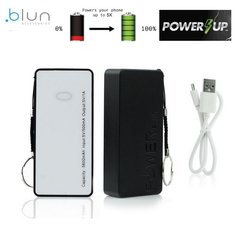 Blun ST-508/BK Power Bank 5600mAh, Juodas