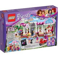 Konstruktorius LEGO® Friends Hartleiko kepyklėlė 41119 kaina ir informacija | Konstruktoriai ir kaladėlės | pigu.lt