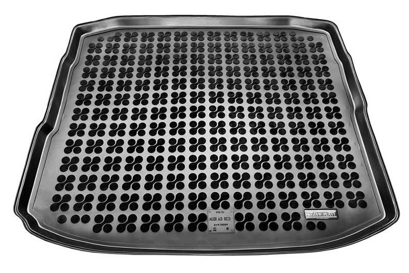 Guminis bagažinės kilimėlis Audi A3 Sedan 2013--> /232031 kaina ir informacija | Modeliniai bagažinių kilimėliai | pigu.lt