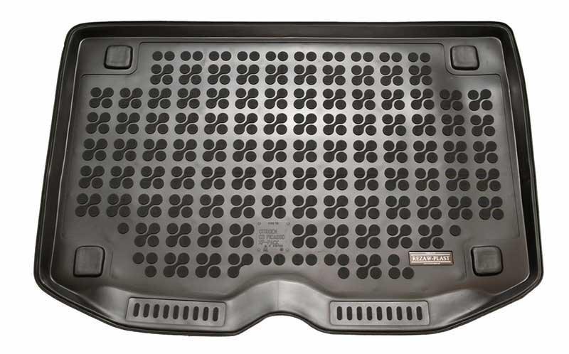 Guminis bagažinės kilimėlis Citroen C3 Picasso Pack XP viršut.bagaž. 2009--> /230129 kaina ir informacija | Modeliniai bagažinių kilimėliai | pigu.lt
