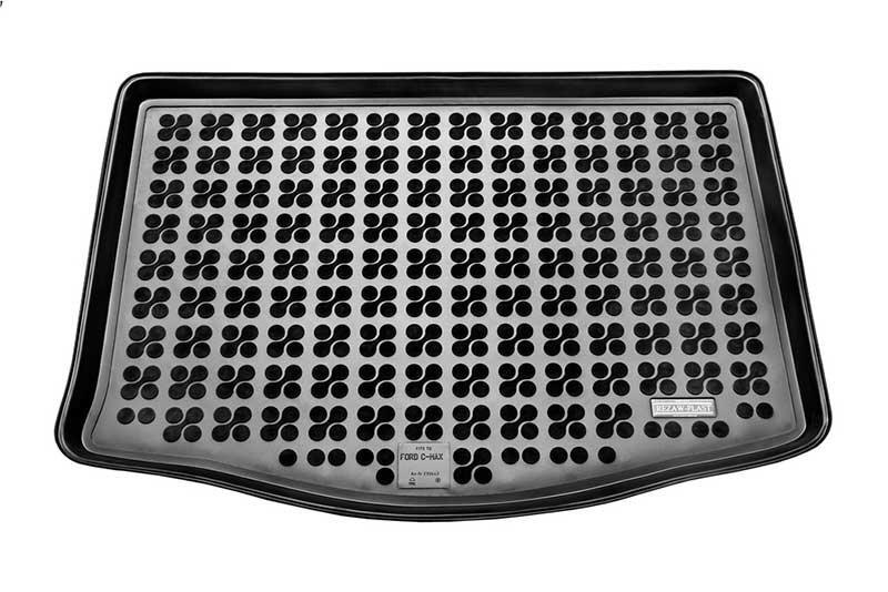 Guminis bagažinės kilimėlis Ford C-MAX II plon.ats.rat. 2010--> /230443 kaina ir informacija | Modeliniai bagažinių kilimėliai | pigu.lt