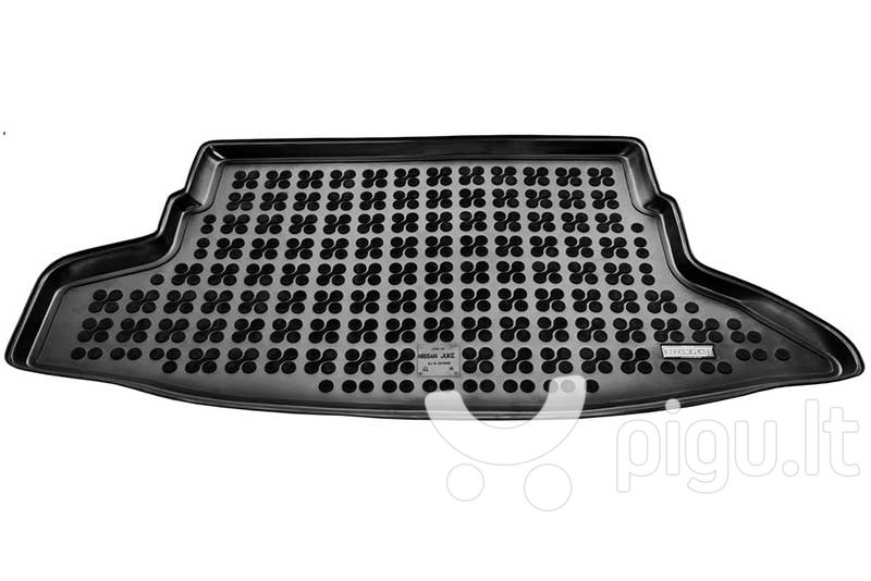 Guminis bagažinės kilimėlis Nissan JUKE 2010--> /231030 kaina ir informacija | Modeliniai bagažinių kilimėliai | pigu.lt