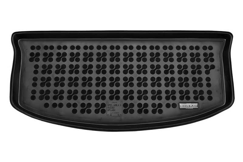 Guminis bagažinės kilimėlis Opel AGILA B /Suzuki SPLASH 5 s. 2008-2014 /231615 kaina ir informacija | Modeliniai bagažinių kilimėliai | pigu.lt