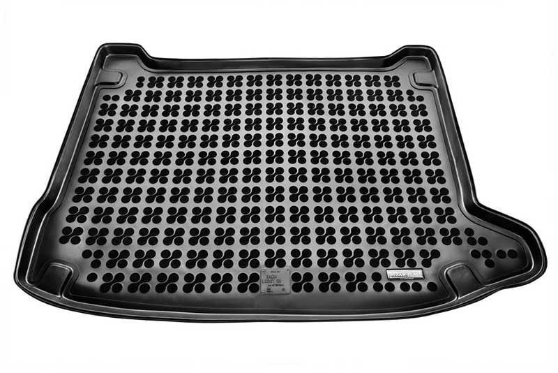 Guminis bagažinės kilimėlis DACIA LODGY 5 s. 2012--> /231364 kaina ir informacija | Modeliniai bagažinių kilimėliai | pigu.lt
