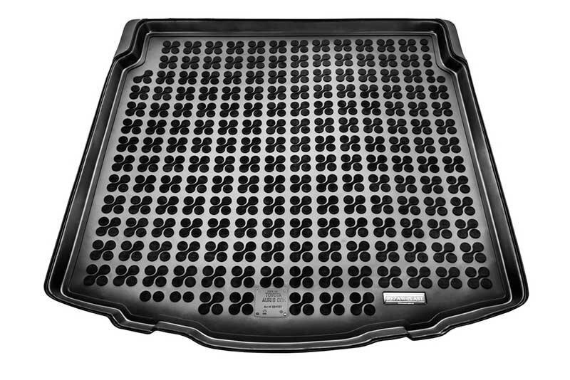 Guminis bagažinės kilimėlis Toyota AURIS WAGON be Premium vers. su Comfort pak. 2013--> /231757 kaina ir informacija | Modeliniai bagažinių kilimėliai | pigu.lt
