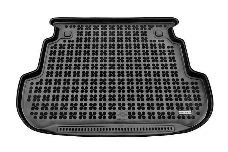 Guminis bagažinės kilimėlis Toyota COROLLA Wagon 2002-2007 /231731 kaina ir informacija | Modeliniai bagažinių kilimėliai | pigu.lt