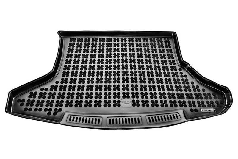 Guminis bagažinės kilimėlis Toyota PRIUS 2010--> /231741 kaina ir informacija | Modeliniai bagažinių kilimėliai | pigu.lt