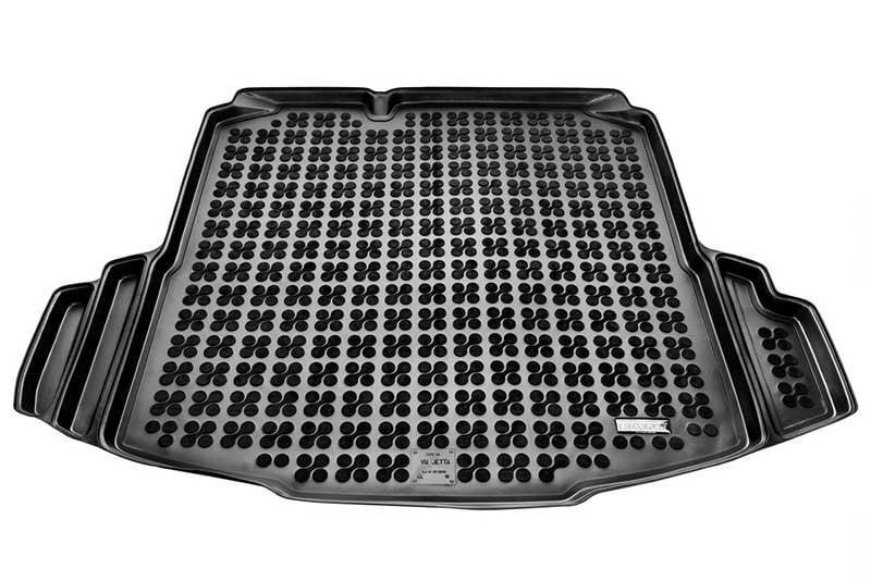 Guminis bagažinės kilimėlis VW JETTA 2005-2011 /231830 kaina ir informacija | Modeliniai bagažinių kilimėliai | pigu.lt