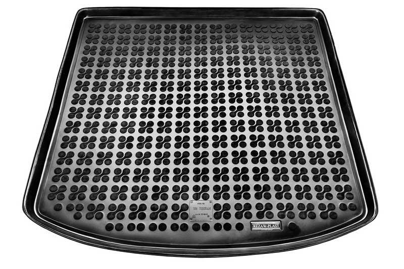 Guminis bagažinės kilimėlis VW TOURAN I 2003-2010, 2010-> /231817 kaina ir informacija | Modeliniai bagažinių kilimėliai | pigu.lt