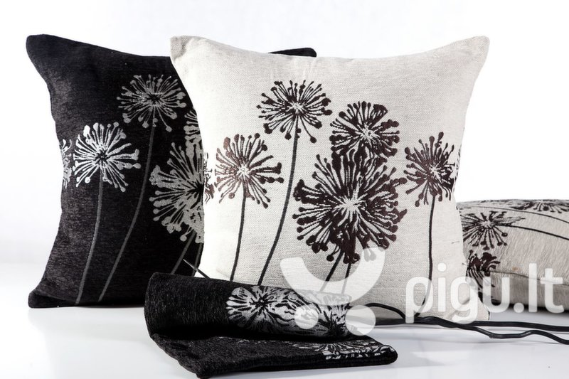 Dekoratyvinis pagalvės užvalkaliukas Meli 45x45 cm, 2 vnt kaina ir informacija | Dekoratyvinės pagalvėlės | pigu.lt