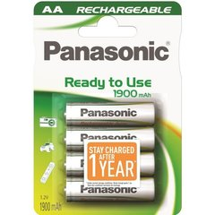 Panasonic elementai Ready To Use HR6 (AA) 1900 mAh